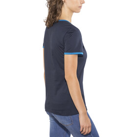 Elkline Neue Ufer - T-shirt manches courtes Femme - bleu